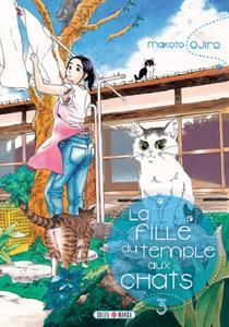 La Fille du Temple aux Chats - Tome 3 2019