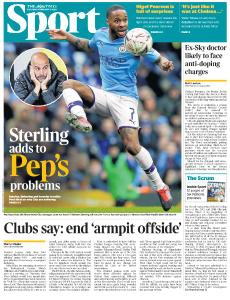 The Times Sports - 8 February 2020
