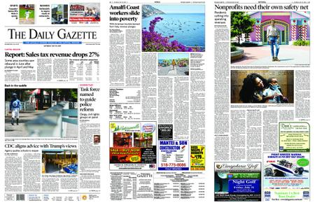The Daily Gazette – July 25, 2020