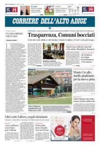 Corriere dell'Alto Adige - 9 Dicembre 2017