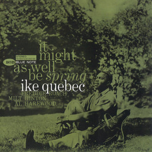 Ike Quebec - It Might As Well Be Spring (1964) [Analogue Productions 2010] PS3 ISO + Hi-Res FLAC