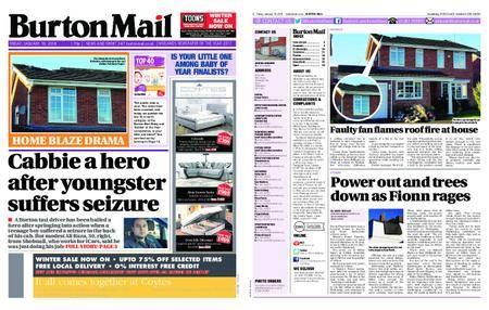 Burton Mail – January 19, 2018