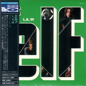 Elf - L.A./59 (1974) {2019, Blu-Spec CD, Remastered, Japan}