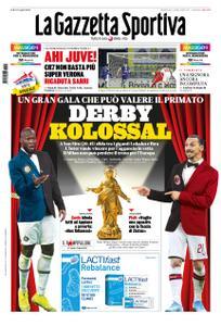 La Gazzetta dello Sport Sicilia – 09 febbraio 2020