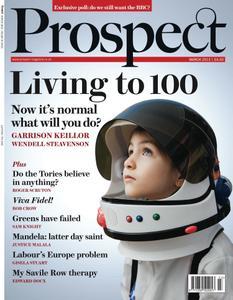 Prospect Magazine - March 2013