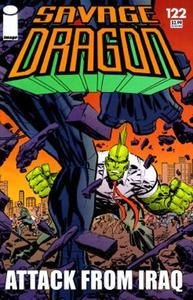 Savage Dragon Vol.1 No.122 Jan 2006