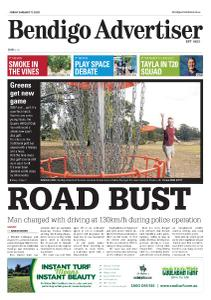 Bendigo Advertiser - January 17, 2020