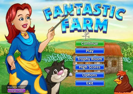 Reflexive Entertainment Fantastic Farm v1.02 Incl Keygen GAME-Lz0