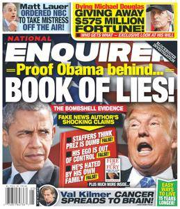 National Enquirer - January 29, 2018