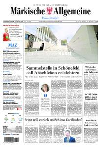 Märkische Allgemeine Dosse Kurier - 13. Juli 2019