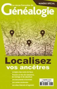 La Revue Française de Généalogie Hors-Série - N°55 2020
