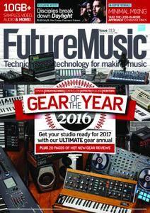 Future Music - January 2017