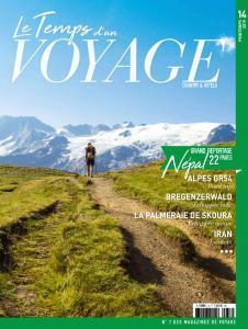 Le Temps d'un Voyage - Printemps 2019