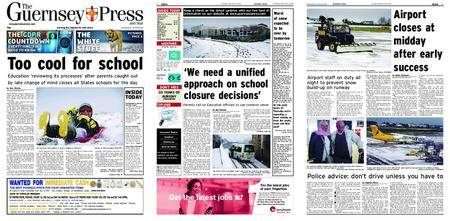The Guernsey Press – 28 February 2018