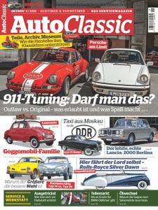 Auto Classic - Oktober-November 2020