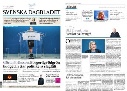 Svenska Dagbladet – 11 april 2019
