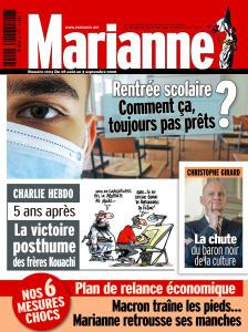 Marianne - 28 Août 2020