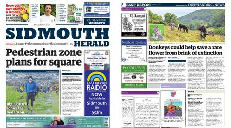 Sidmouth Herald – June 04, 2021