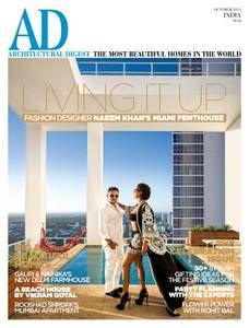 AD Architectural Digest India - October/November 2015