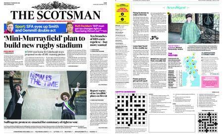 The Scotsman – February 07, 2018