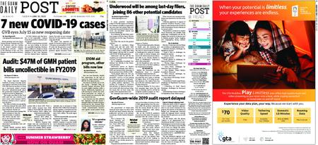 The Guam Daily Post – June 30, 2020