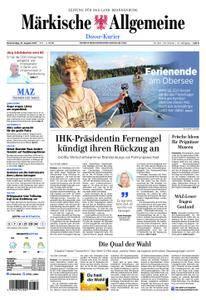 Märkische Allgemeine Dosse Kurier - 31. August 2017