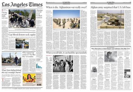 Los Angeles Times – July 06, 2021
