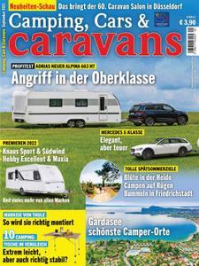 Camping, Cars & Caravans – Oktober 2021