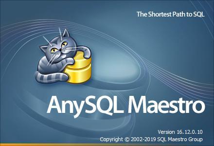 AnySQL Maestro Professional 16.12.0.10 Multilingual