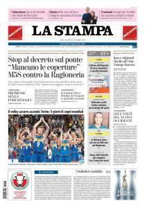 La Stampa Torino Provincia e Canavese - 26 Settembre 2018