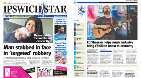 Ipswich Star – November 20, 2019