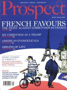 Prospect Magazine - January 2004