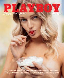 Playboy USA - January 2018