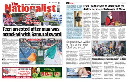 The Nationalist – July 16, 2019