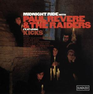 Paul Revere & The Raiders - Midnight Ride (1966) [Reissue 2000]