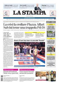 La Stampa Imperia e Sanremo - 10 Agosto 2019