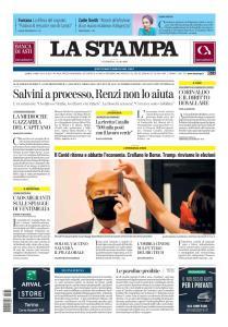La Stampa Torino Provincia e Canavese - 31 Luglio 2020