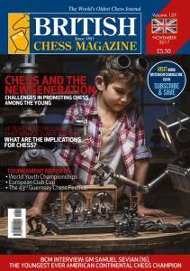 British Chess Magazine - November 2017