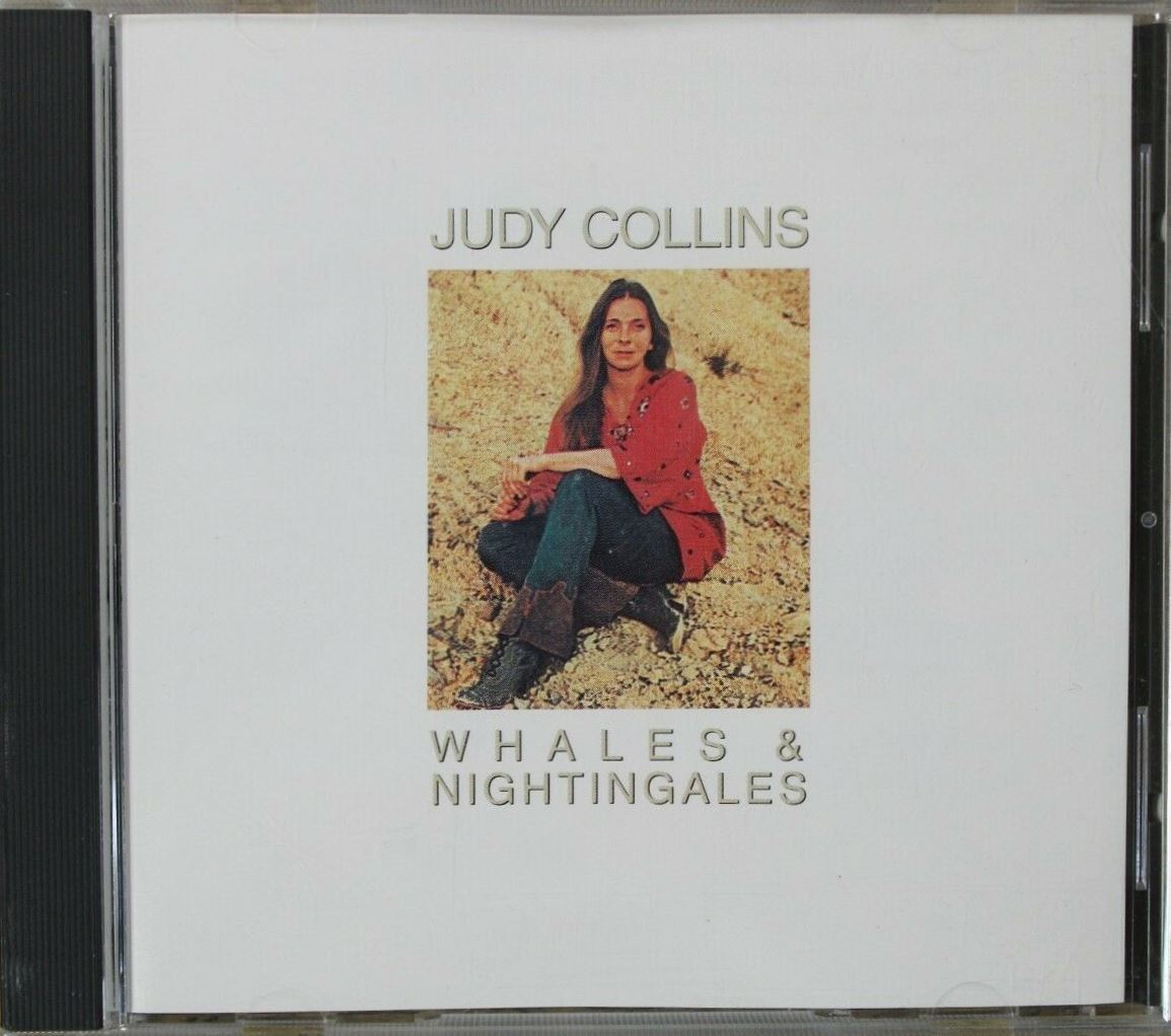 Judy Collins - Whales & Nightingales (1970) [1990, Reissue]
