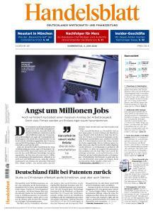 Handelsblatt - 4 Juni 2020