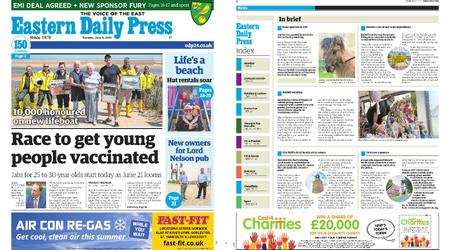 Eastern Daily Press – June 08, 2021