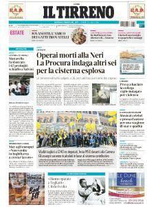 Il Tirreno Livorno - 13 Luglio 2018