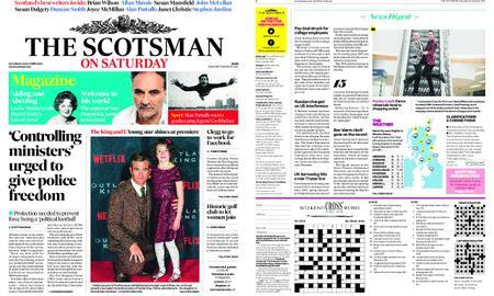 The Scotsman – October 20, 2018