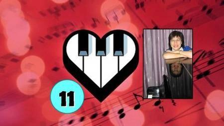 #11 Hand Coordination - Flowing Ballad 9 - Because He Lives [Update]