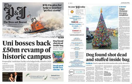 The Press and Journal Aberdeenshire – December 11, 2019