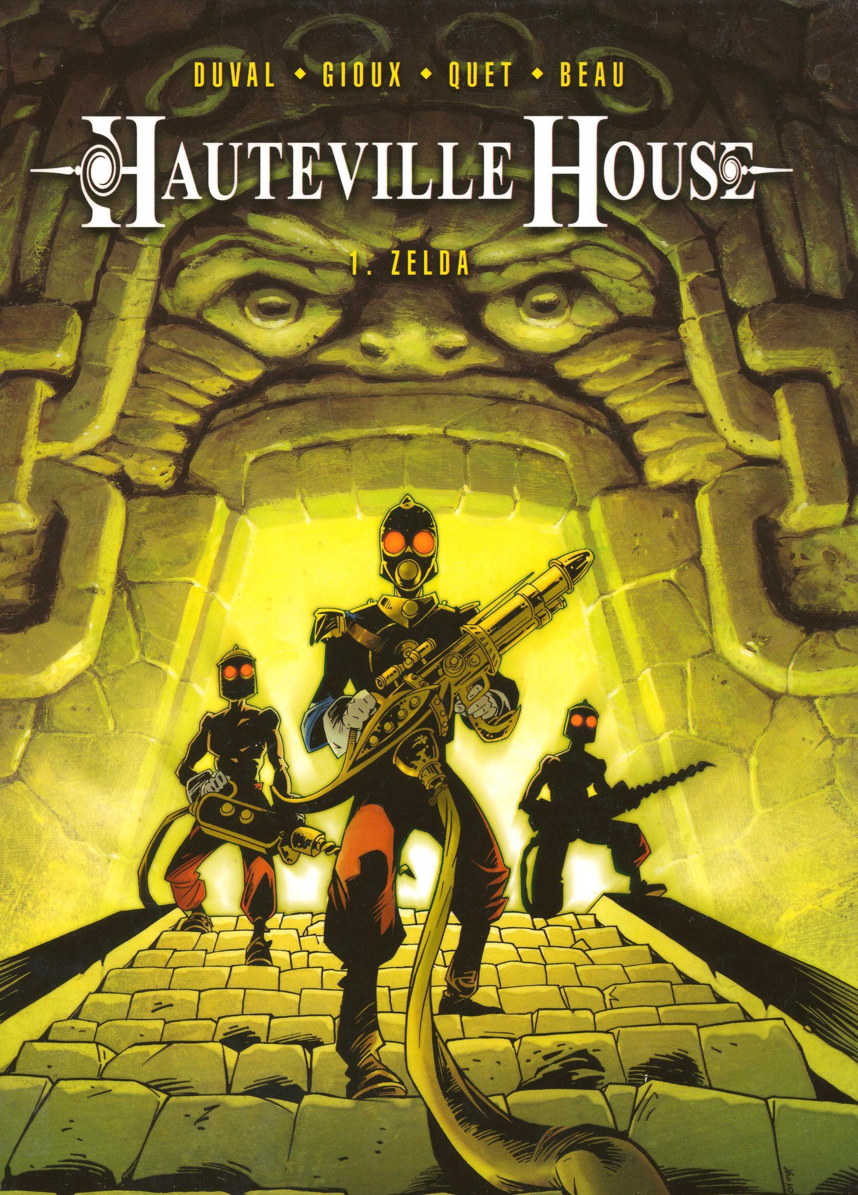 Hauteville House/Hauteville House - 14 - De 37ste Parallel