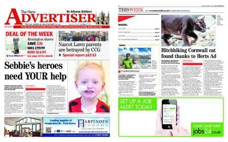 The Herts Advertiser – November 23, 2017