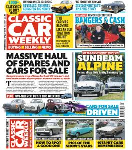Classic Car Weekly – 17 July 2019