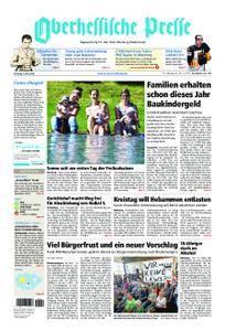Oberhessische Presse Marburg/Ostkreis - 08. Mai 2018