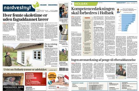 Nordvestnyt Holbæk Odsherred – 01. november 2019